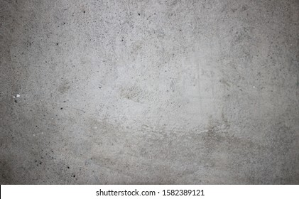 Gray beton concrete wall, abstract background photo texture - Shutterstock ID 1582389121
