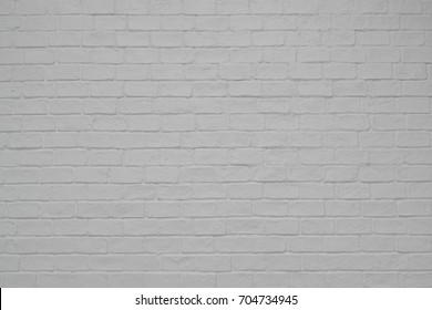 Gray brick wall texture interior