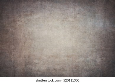 Gray canvas hand-painted backdrops
