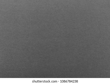 Gray cardboard sheet abstract texture or background