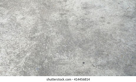Gray cement floor background