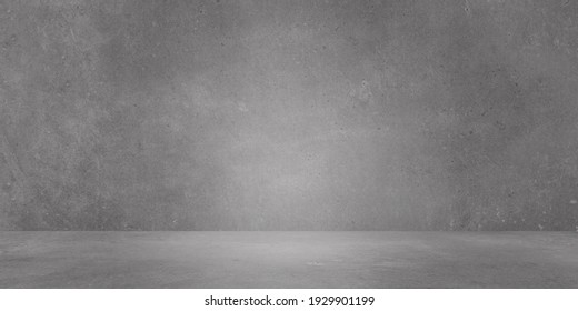 gray cement wall plaster texture for interior decoration, used as a studio background wall to display your products.loft style