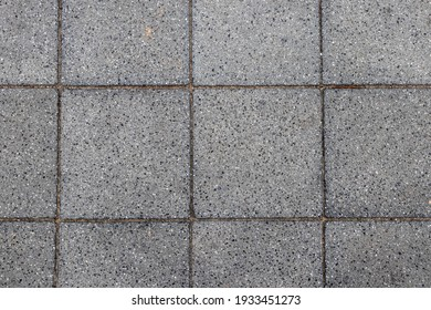 Gray concrete slabs as a background