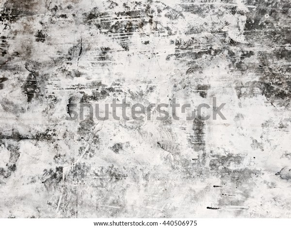 Gray concrete wall with grunge, abstract texture background.