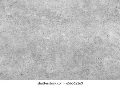 Gray concrete wall, seamless background photo texture