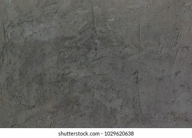 Gray Concrete Walls for 3D Texture