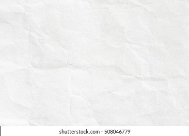 Gray crumpled paper texture