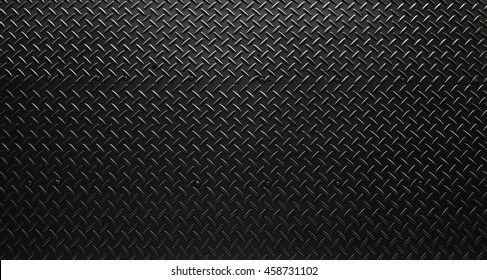 gray diamond-plate, metal sheet, texture background