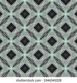 Gray Geometric Background Design