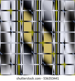 gray geometric background with lines and squares