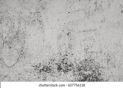 Gray grange wall texture for background with cracks