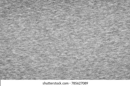 Gray heather fabric