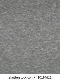 Gray heather fabric texture