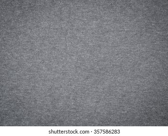 Gray knitting wool texture background