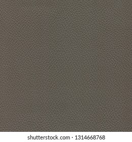 Gray leather background. Vintage fashion background for designers and composing collages. Luxury textured genuine leather of high quality.