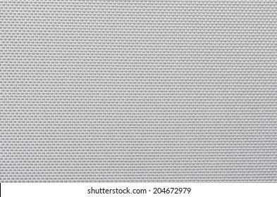 gray nylon fabric texture. coarse canvas background - closeup pattern