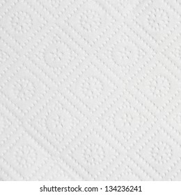 gray paper napkin texture or background