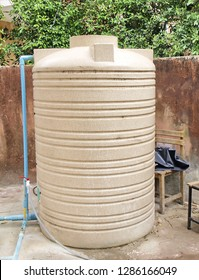 Plastic Water Storage Tanks Images, Stock Photos & Vectors