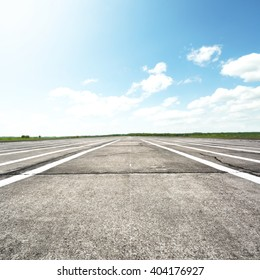 gray runway