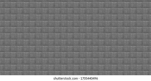 gray seamless tile pattern for background