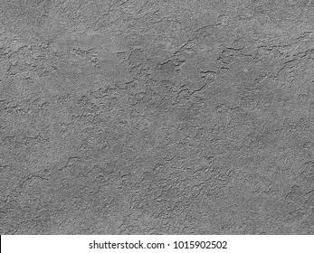 Gray seamless venetian plaster background stone texture. Traditional venetian plaster stone texture grain pattern drawing. Grunge texture.