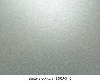 Gray silver shiny textured paper background