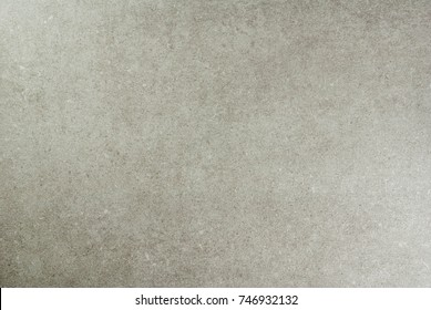 Gray stone background, wall or kitchen table. Top view, copy space