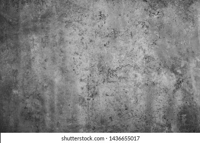 Gray stone textured surface   background.