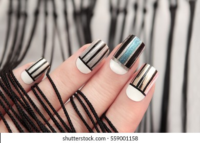 Nail Line Art Stock Photos, Images & Photography | Shutterstock