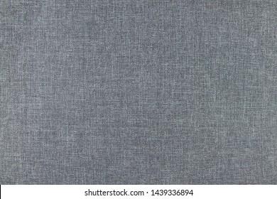 Gray texture of fabric. Closeup. - Shutterstock ID 1439336894