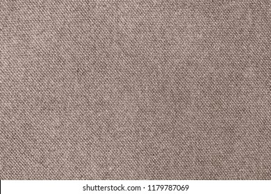 Gray texture of synthetic fabric. Textile background.