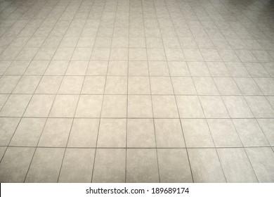 Gray tiled floor background