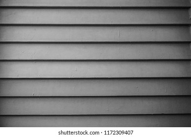 Gray Weatherboarding Textured Wall