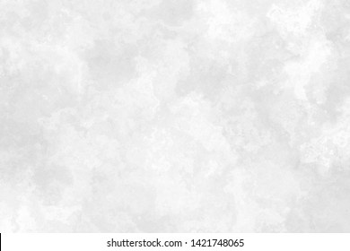 Gray and white light texture. Monochrome background with shade of gray color.