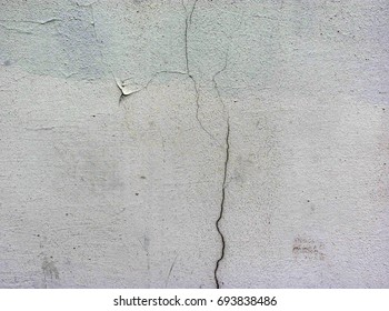 Gray white texture, plaster wall, background