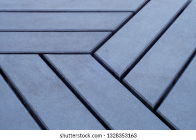 gray wood plastic or metal planks centered design background
