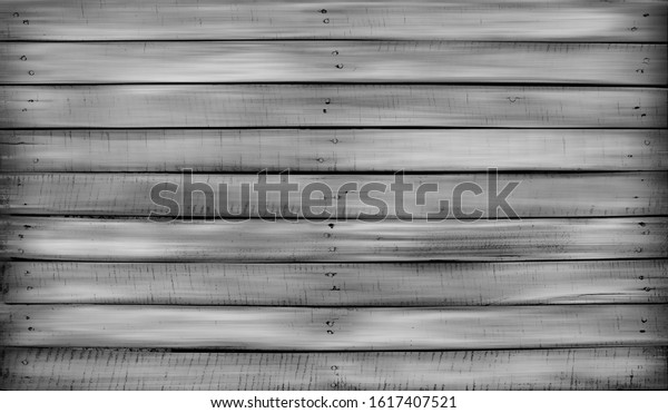 Gray wooden background. Vintage. Retro.