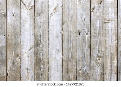 Gray wooden fence. Backdrops vintage wooden board. Photography background studio.