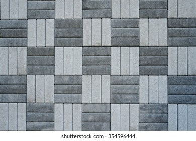 Gray-dark grey paving slabs, background