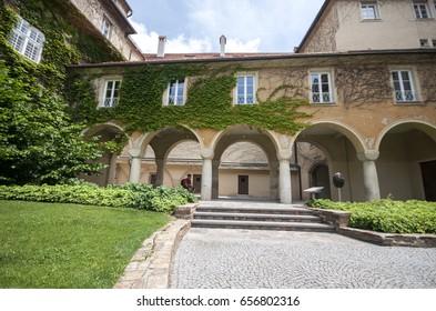 Graz Castle - Grazer Burg, Graz, Austira, Europe, Junde 2017