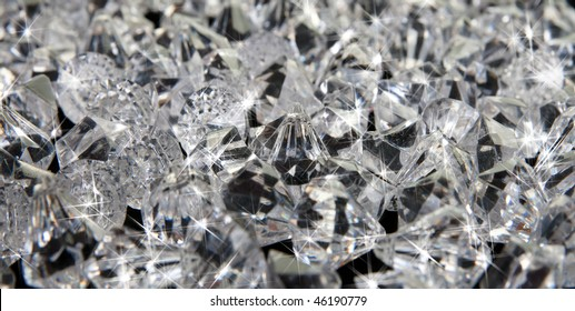 great background image of lots and lots of diamonds