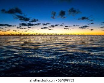Great Barrier Reef Sunrise, Australia