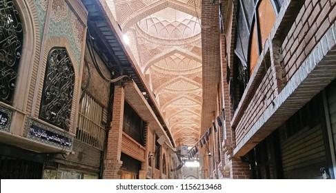 Great bazar of Theran