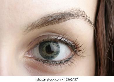 Great big eye