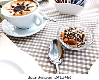 Great breakfast in italy