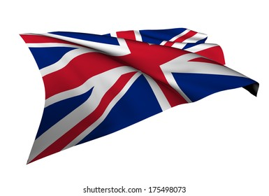 Great Britain flag - collection no_5