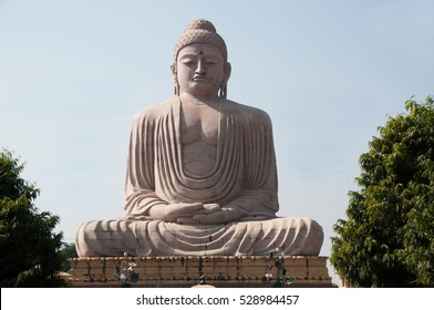 Great Buddha statue Bodh Gaya India
