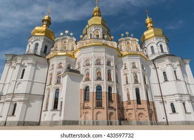 Great church of the holy dormition Kiev