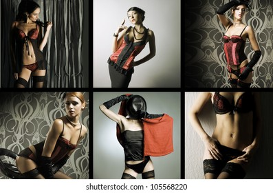 Great collection of fashion shoots