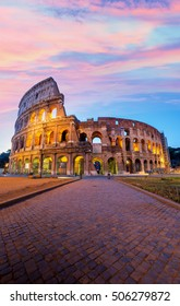Great Colosseum, Rome, Italy